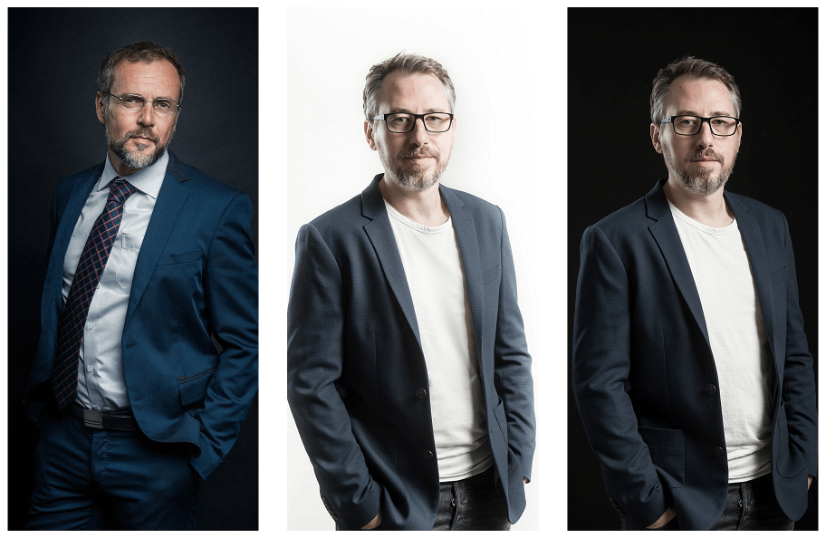 Portraits corporates